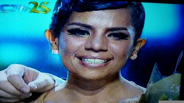 Nowela for the next Indonesian Idol, congrats!!! #…