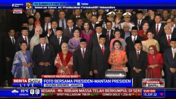 RT @Beritasatu: Foto bersama mantan presiden seusa…