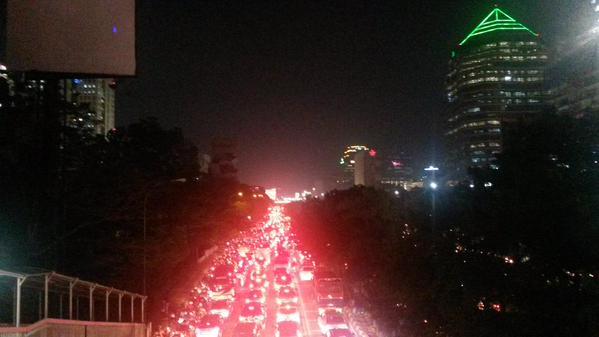 Jakarta punya cerita, aslilah bingung mau jalan ke…