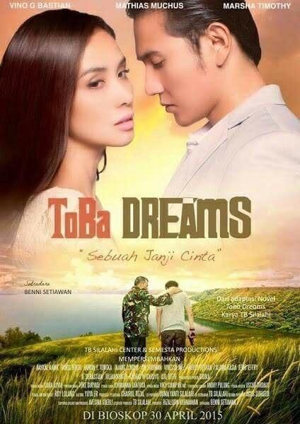 Toba Dreams Movie, premier 16 April 2015 at Djakar…