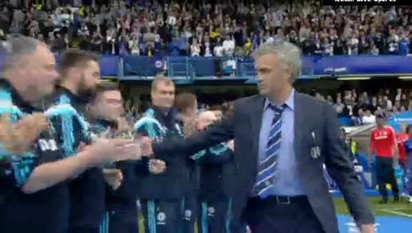 we are the champion #CFC http://t.co/0HRWTOWhse
