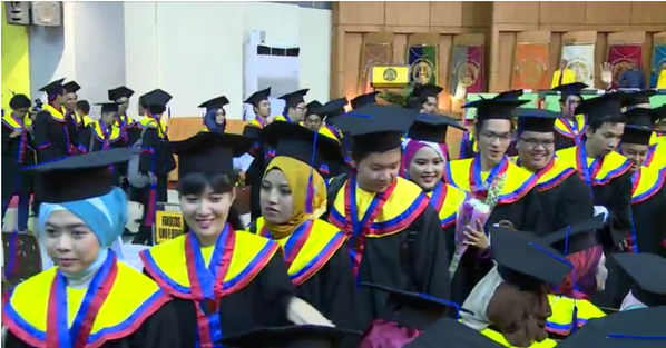 Happy graduation guys!!! #wisudaUI http://t.co/2p2…