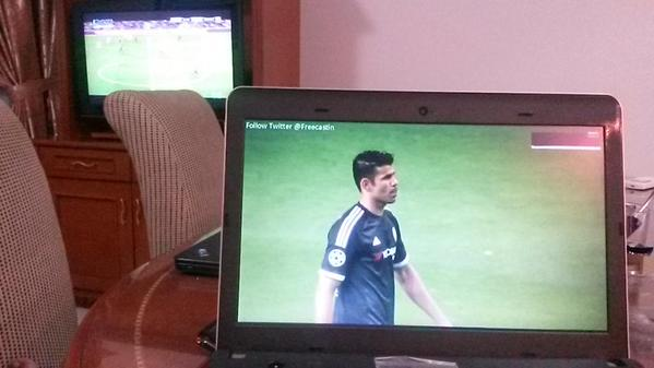 #UCL mode, two match in local tv and streaming. Co…
